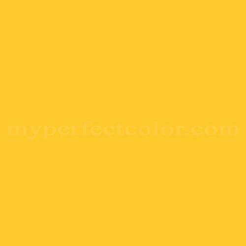 Match of Porter Paints™ 11800-3 Yellow Sun *