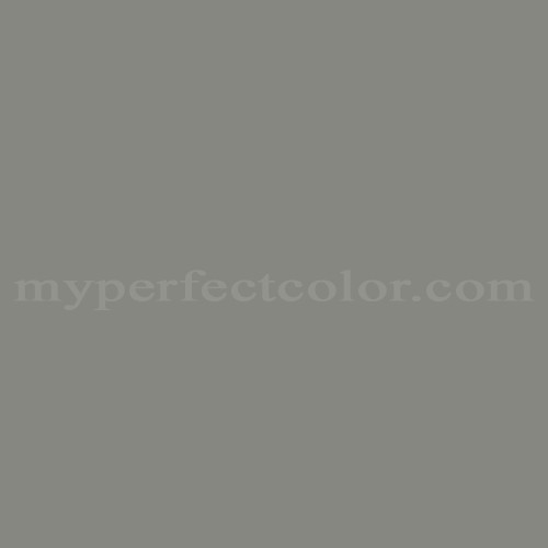 Match of Porter Paints™ 7091-1 York Gray *