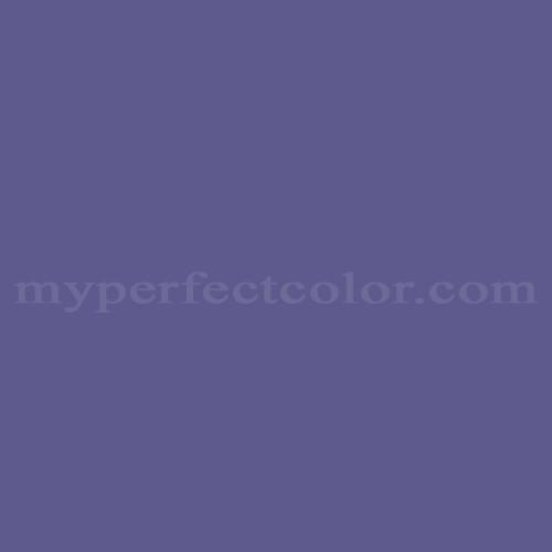 Match of Porter Paints™ 6552-5 Summer Grape *