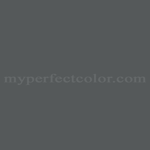 Match of Porter Paints™ 17706-1 Springfield Charcoal *
