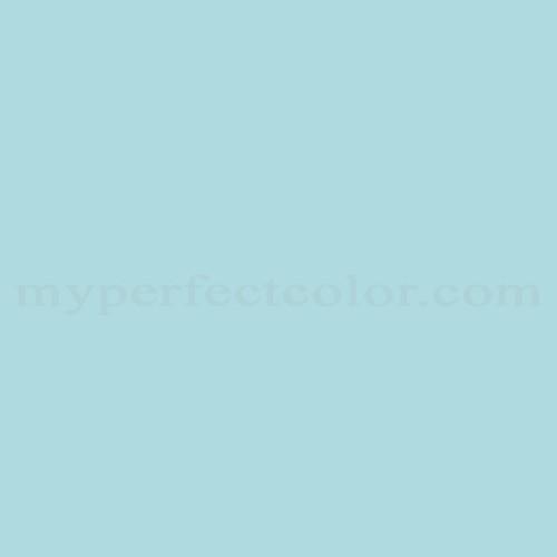 Match of Porter Paints™ 6416-1 Sistine Blue *