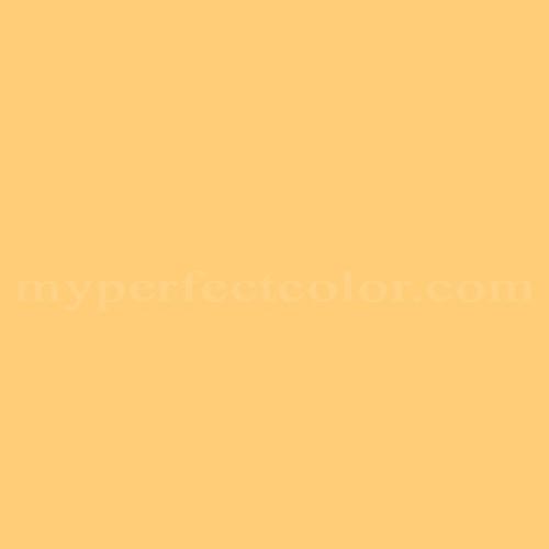Match of Porter Paints™ 6197-5 Yellow Peony *