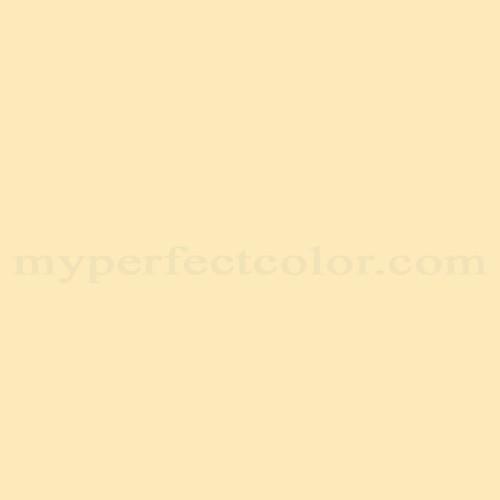Match of Porter Paints™ 12168-2 Yellow Silk *