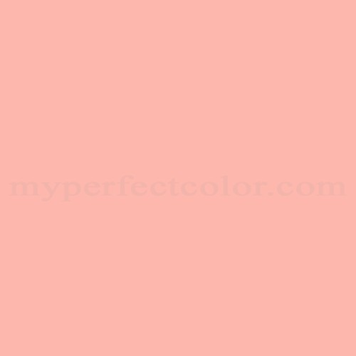 Match of Porter Paints™ 6093-3 Reef Coral *
