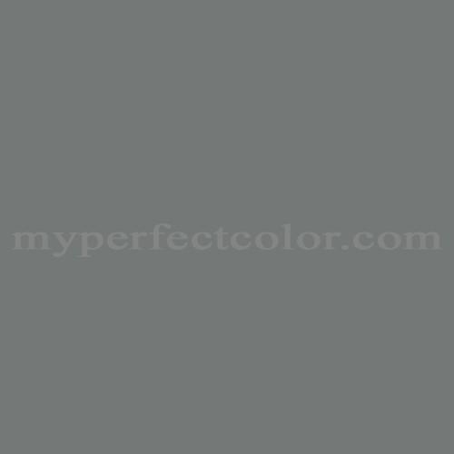 Match of Porter Paints™ 17546-2 Quaker Gray *