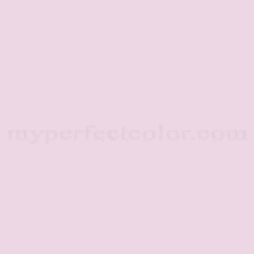 Match of Porter Paints™ 6008-1 Pink Splash *