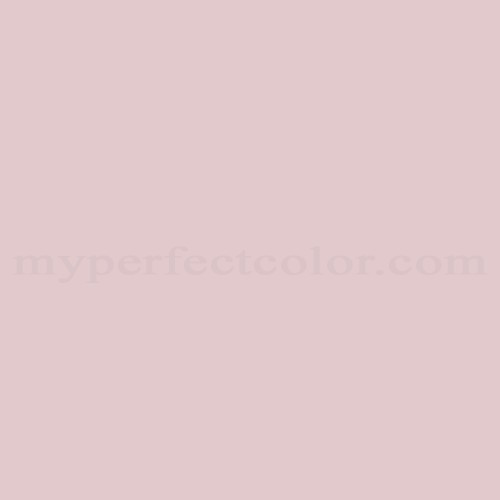 Match of Porter Paints™ 6638-2 Pink Winkle *