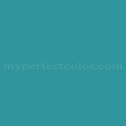 Match of Porter Paints™ 6401-5 Teal Wing *