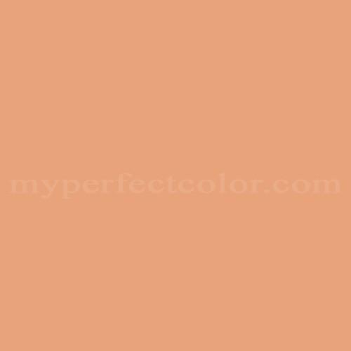 Match of Porter Paints™ 6118-3 Sun Coral *