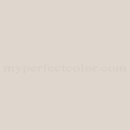 Match of Porter Paints™ 16912-1 Pale Taupe *
