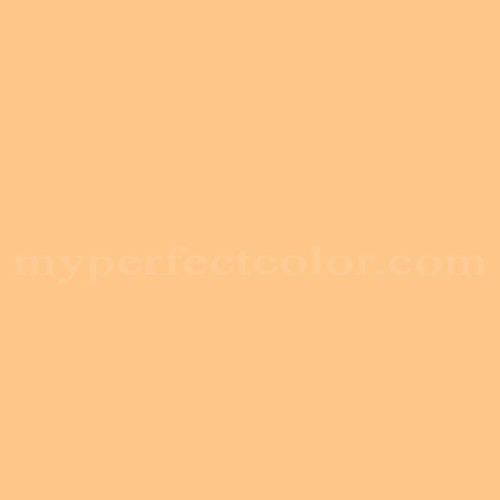 Match of Porter Paints™ 6166-4 Orange Whip *