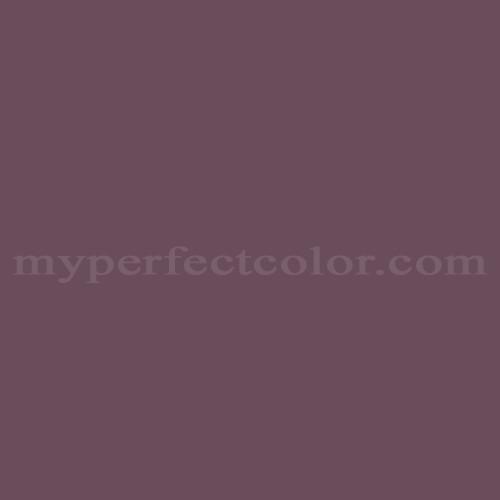 Match of Porter Paints™ 6582-7 Royal Velvet *