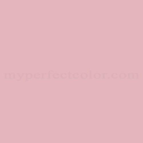 Match of Porter Paints™ 10838-2 Ruby Mist *