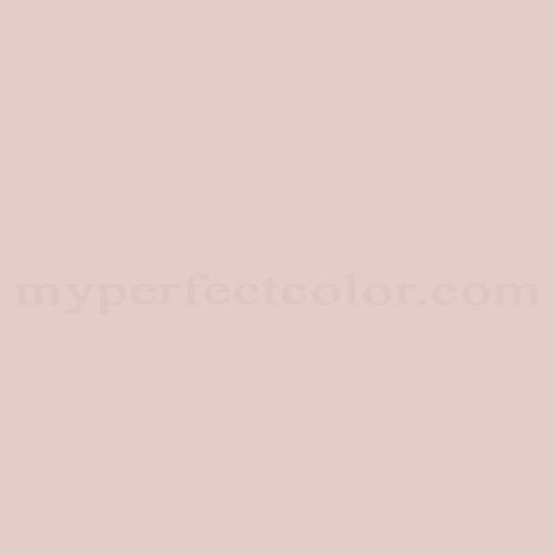 Match of Porter Paints™ 6644-1 Mauve Tint *