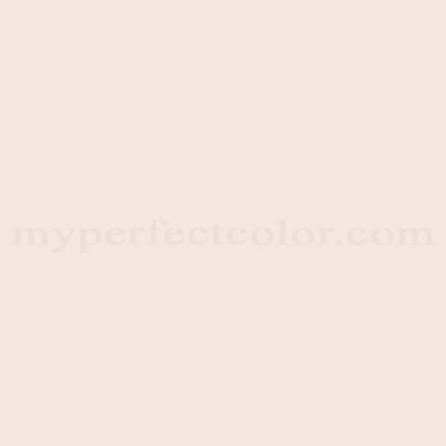 Match of Porter Paints™ 6655-1 Mauve White *