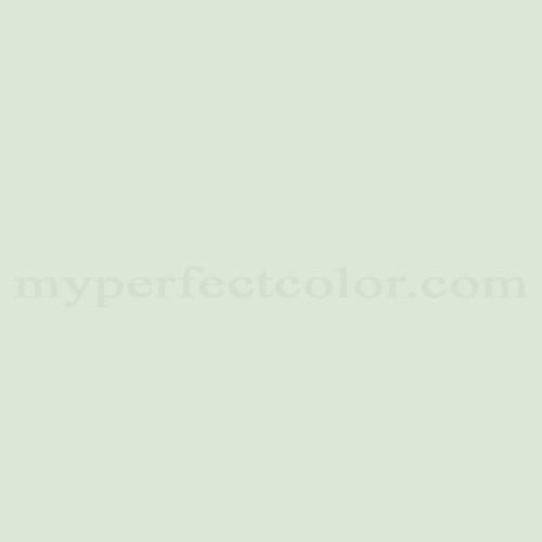 Match of Porter Paints™ 7004-1 Mayfair Green *