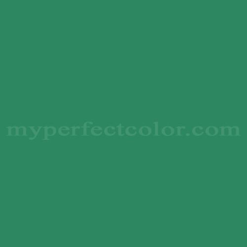 Match of Porter Paints™ 6324-6 Mallard Green *