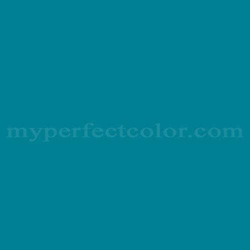 Color Match Of Porter Paints 15450 2 Marine Blue