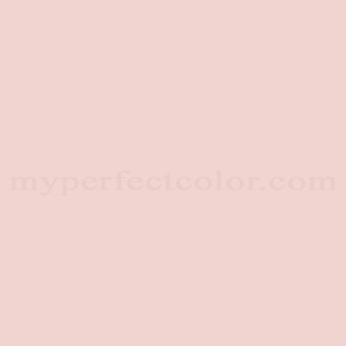 Match of Porter Paints™ 6788-1 Pink Rose *