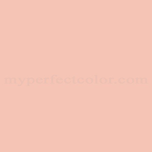 Match of Porter Paints™ 11025-3 Pink Coral *