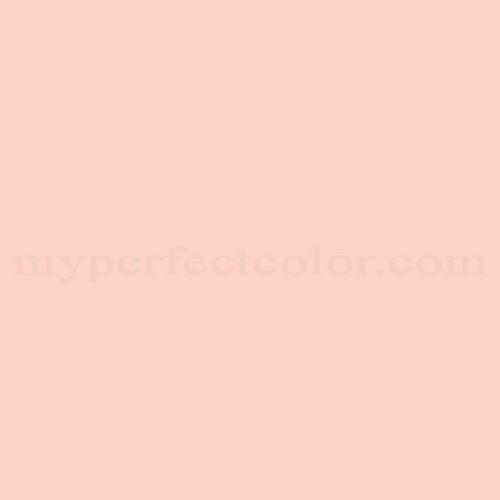 Match of Porter Paints™ 10570-2 Peach Silk *
