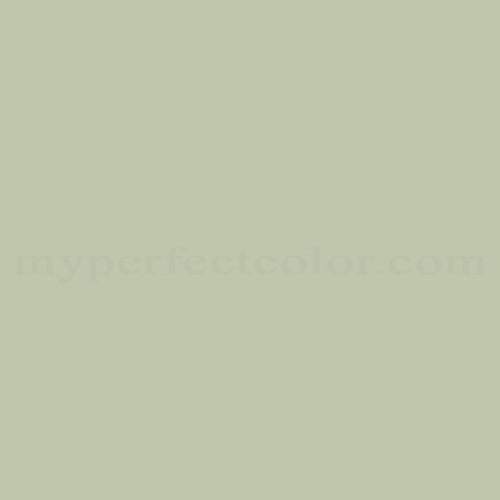 Match of Porter Paints™ 6999-1 Parsley *