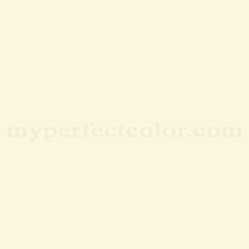 Match of Porter Paints™ 12211-1 Pastel Yellow *
