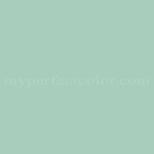 Match of Porter Paints™ 7023-2 Haze Green *