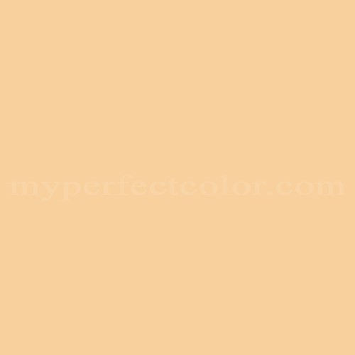 Match of Porter Paints™ 6826-2 Heritage Yellow *