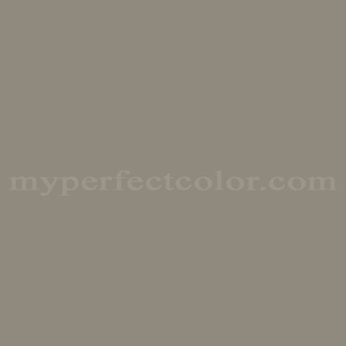 Color Match Of Porter Paints 7186 2 Gray Stone