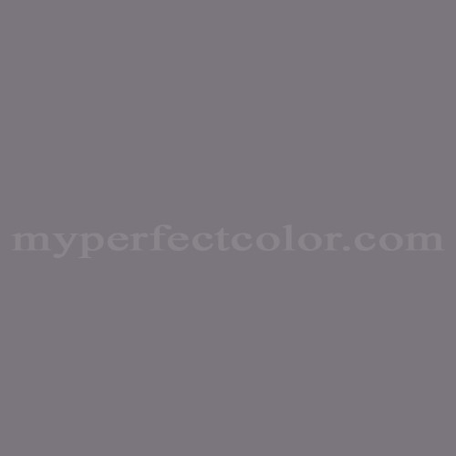 Color match of Porter Paints 6623-3 Gray Taupe*