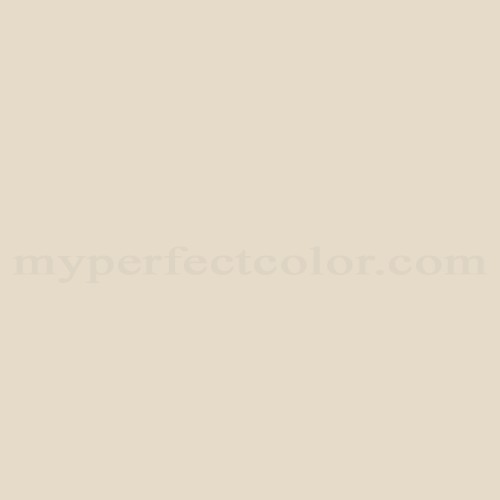 Match of Porter Paints™ 6896-1 Off White *