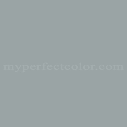 Match of Porter Paints™ 7144-2 Night Gray *