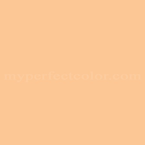 Match of Porter Paints™ 6160-3 Nectarine *