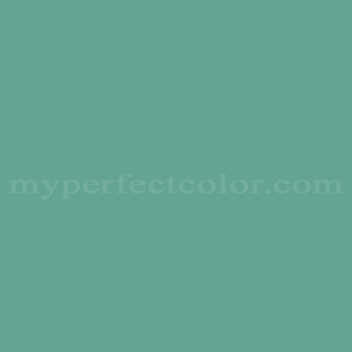 Match of Porter Paints™ 14807-3 Minted Turquoise *