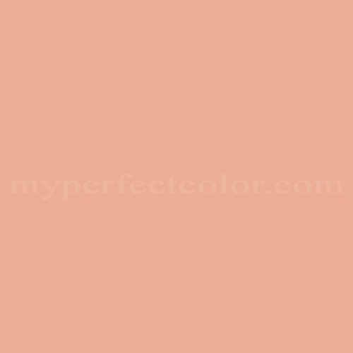 Match of Porter Paints™ 11089-4 Dusty Coral *