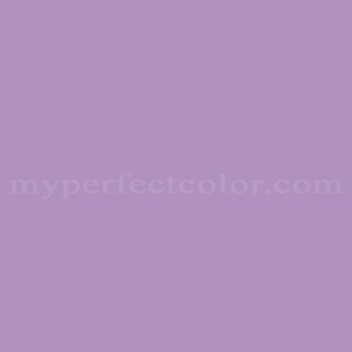 Match of Porter Paints™ 6563-3 Lilac *