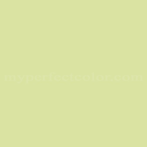 Match of Porter Paints™ 13470-3 Limesicle *