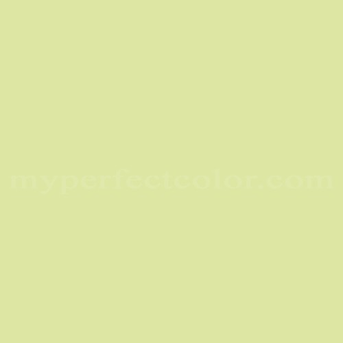 Match of Porter Paints™ 6284-2 Limesicle *