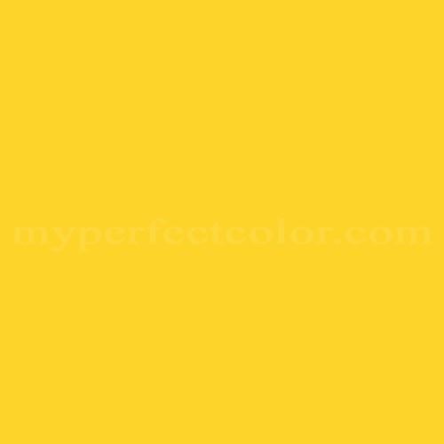 Match of Porter Paints™ 6251-3 Lemon Zest *