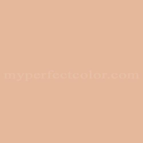Match of Porter Paints™ 11187-2 Light Apricot *