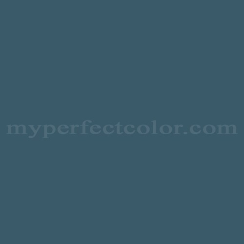 Match of Porter Paints™ 6450-2 Independence Blue *