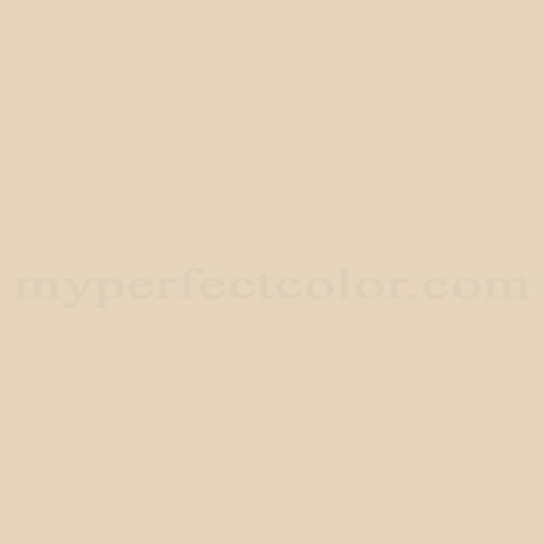 Color Match Of Porter Paints 12774 1 Indian Ivory