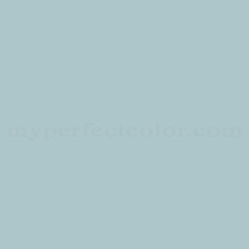 Match of Porter Paints™ 7107-1 Chicory Blue *