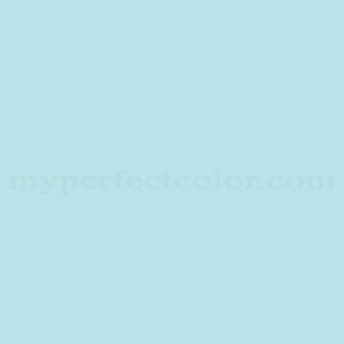 Match of Porter Paints™ 6404-1 China Blue *
