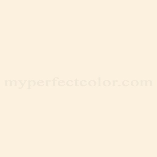 Match of Porter Paints™ 6823-1 Champagne Tint *