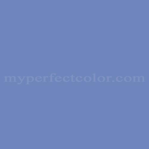 Match of Porter Paints™ 15003-4 Grape Hyacinth *