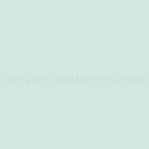 Match of Porter Paints™ 6350-1 Glacier *