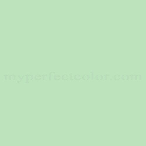 Match of Porter Paints™ 13675-3 Frosted Mint *