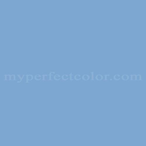 Match of Porter Paints™ 6508-2 Flame Blue *